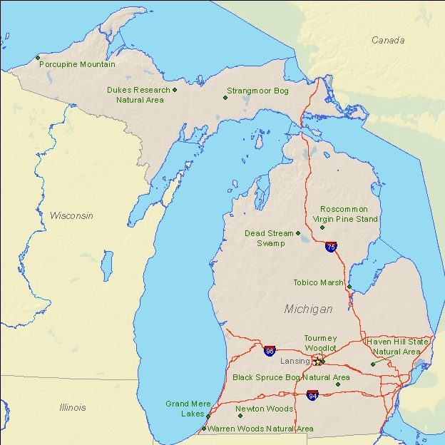 Michigan National And State Parks Travel Around USA - National parks in michigan